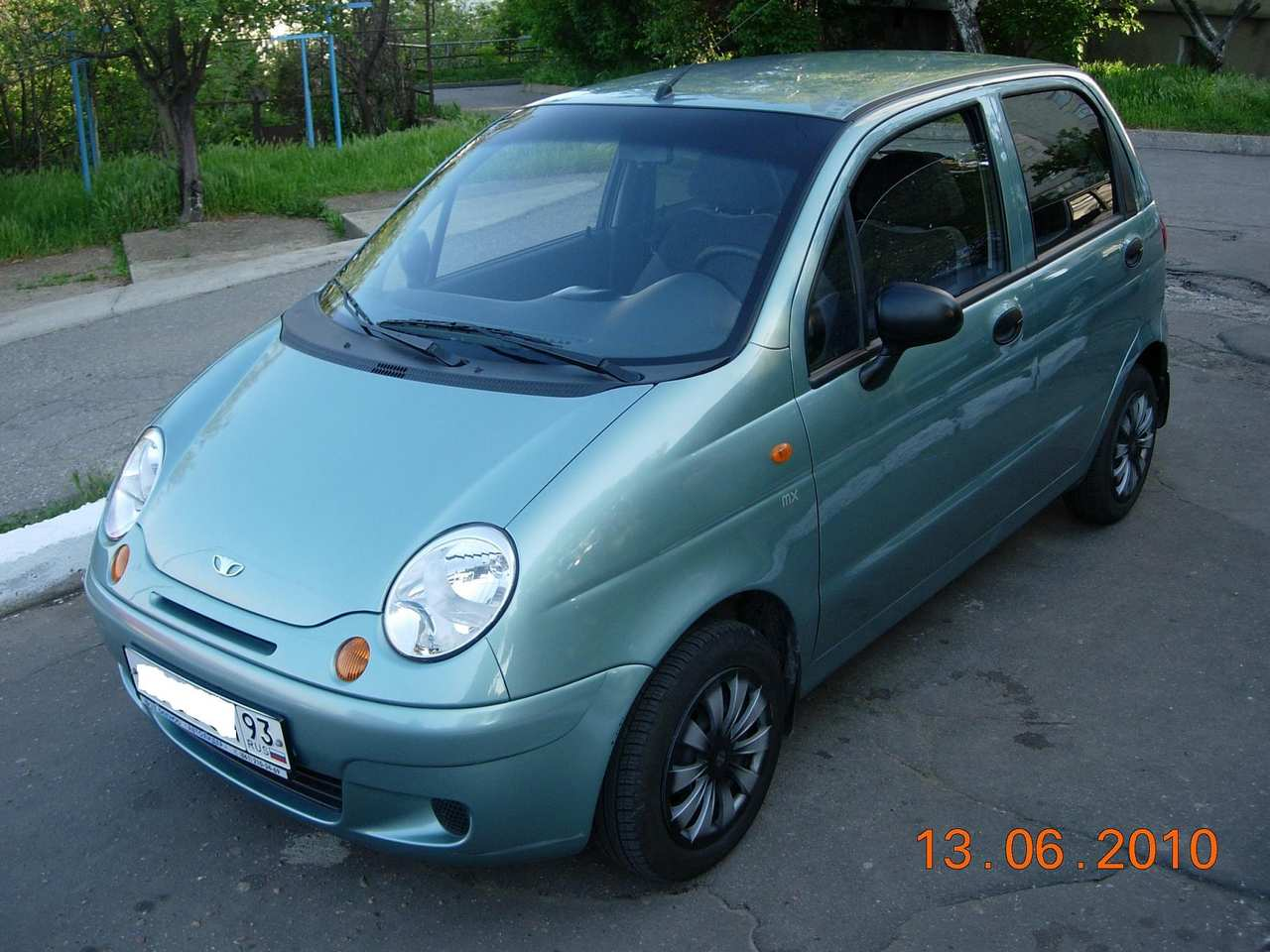 Used 2009 Daewoo Matiz Photos  580cc   Gasoline  Ff