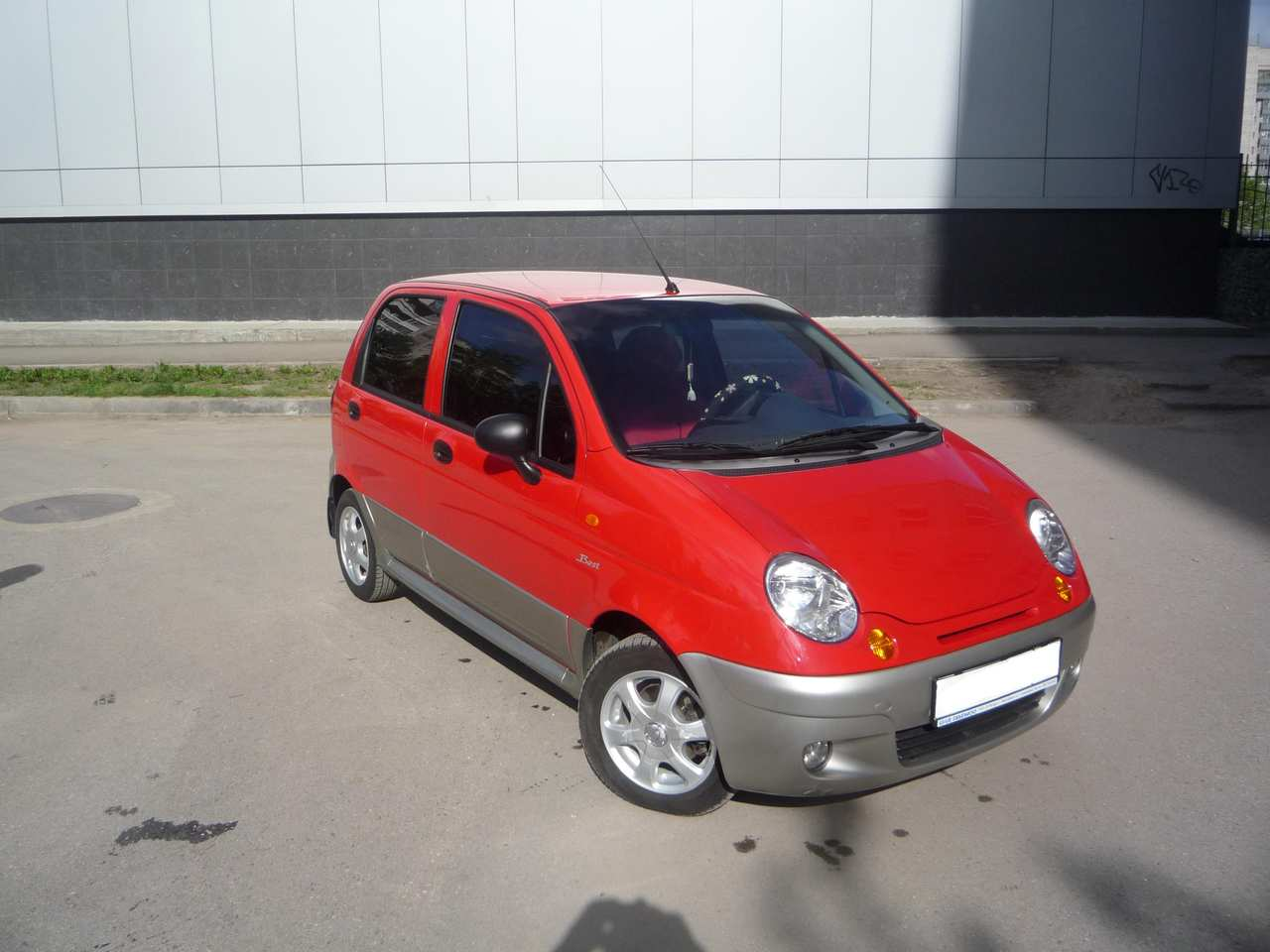 2009 Daewoo Matiz Pictures  1 0l   Gasoline  Ff  Manual