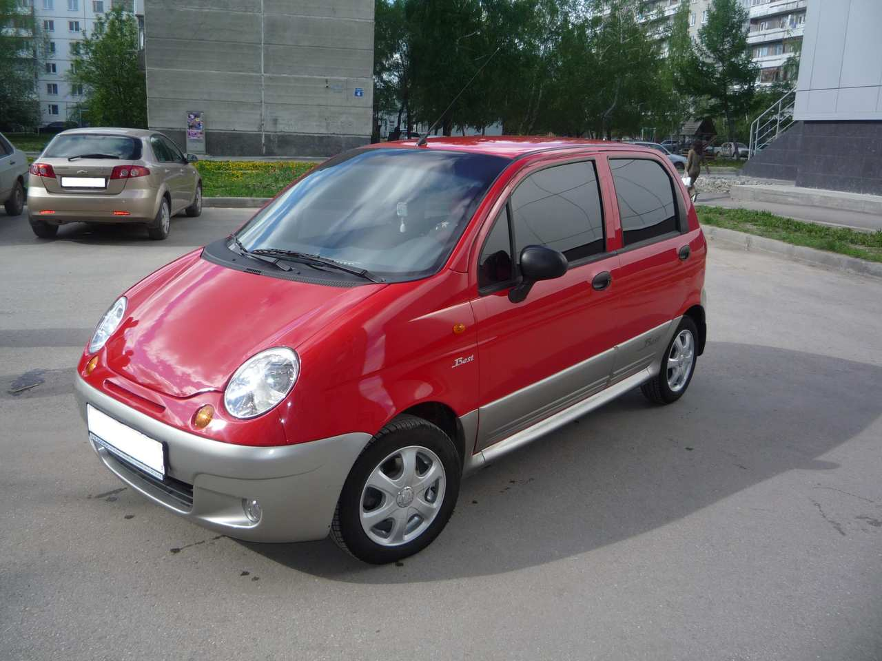 2009 Daewoo Matiz Pictures 10l Gasoline Ff Manual For Sale Chevrolet