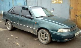 1995 Daewoo Nexia Pictures For Sale
