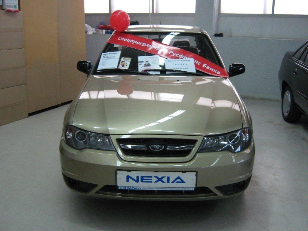 daewoo nexia 2010