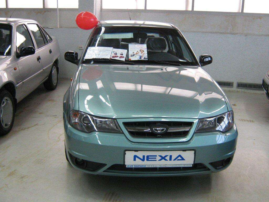 2010 Daewoo Nexia Pictures, 1.5l., Gasoline, FF, Manual For Sale