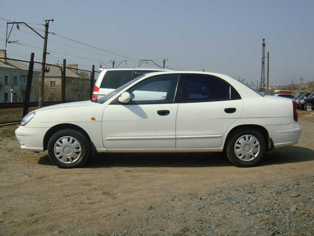 2001 Daewoo Nubira Pictures 1500cc Gasoline Ff Automatic For Sale Leganza Fuel Filter Location Photo 1 Enlarge 1024x768
