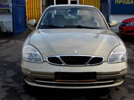 2003 Daewoo Nubira Photos, 2.0, Gasoline, FF, Automatic For Sale