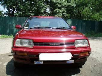 1990 Daihatsu Applause Photos