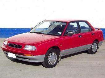 1991 daihatsu applause pictures 1600cc gasoline ff. Black Bedroom Furniture Sets. Home Design Ideas