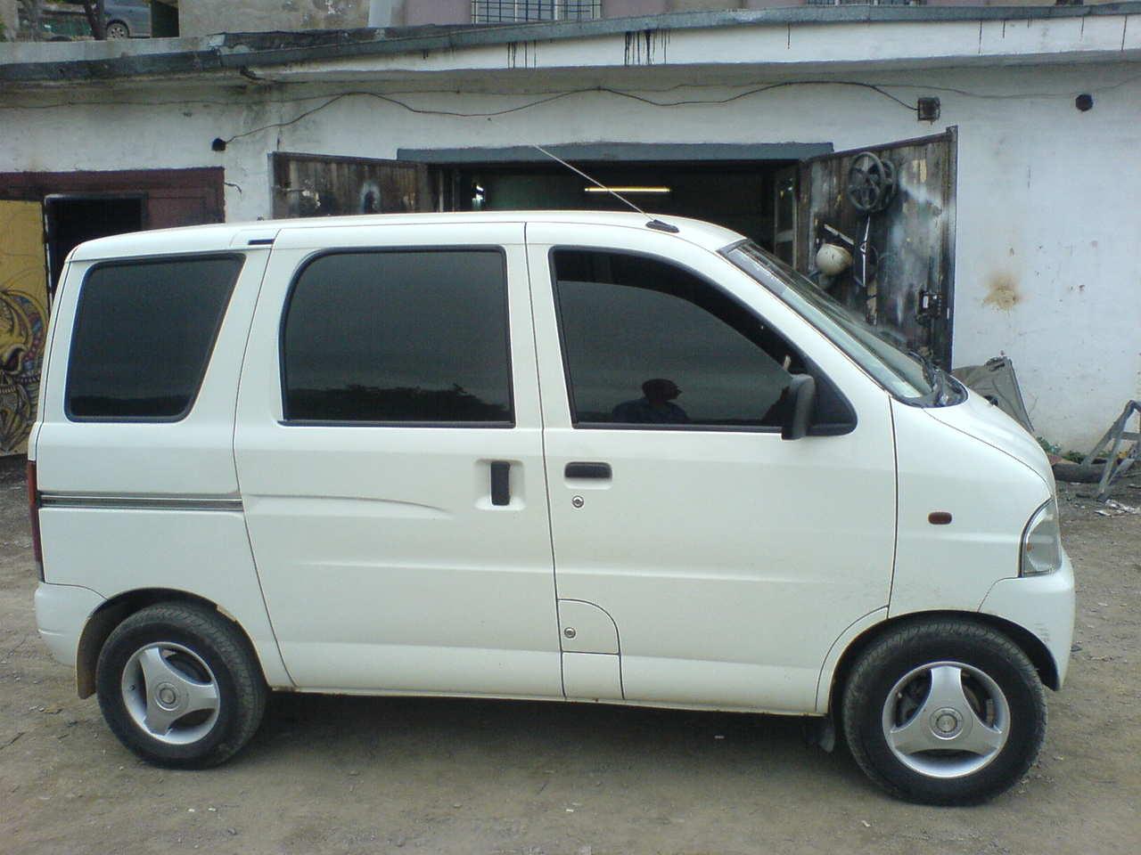 2001 Daihatsu Hijet Pictures 660cc Gasoline Manual For