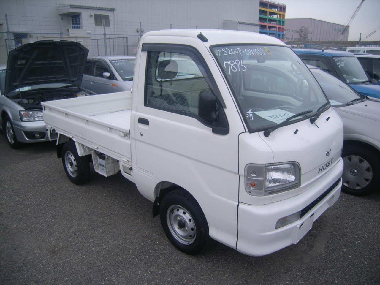 2004 Daihatsu Hijet
