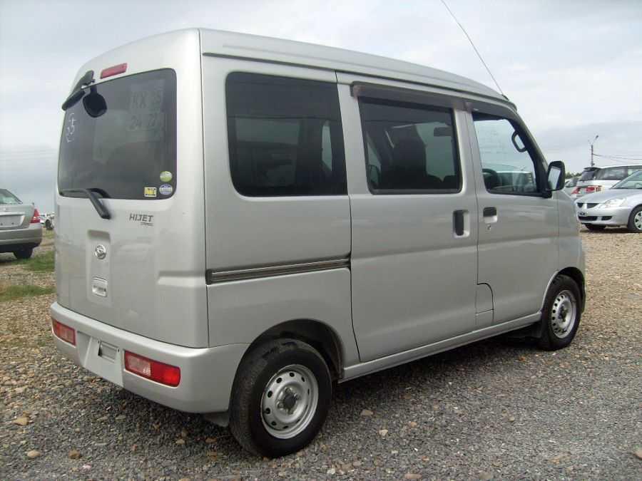 2005 daihatsu hijet for sale 660cc gasoline automatic for sale. Black Bedroom Furniture Sets. Home Design Ideas