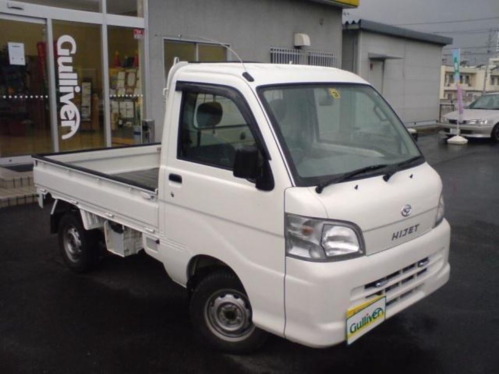 2006 Daihatsu Hijet Pictures
