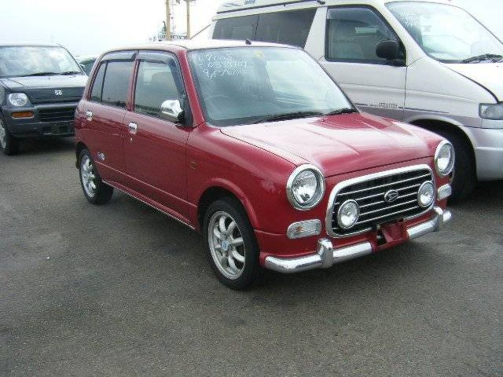2004 Daihatsu MIRA GINO For Sale - Car Pictures Gallery