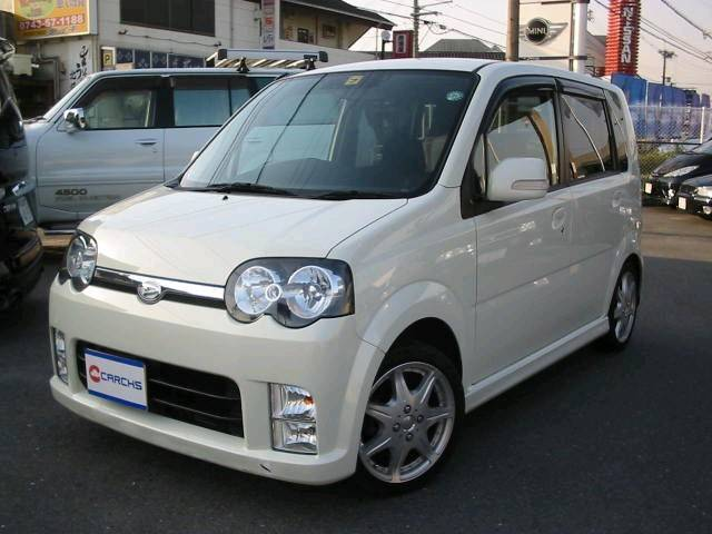 2005 Daihatsu Move Photos 0 7 Gasoline Ff Automatic