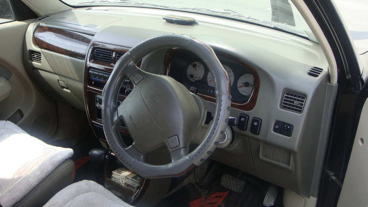 Daihatsu Pyzar Review Auto Cars Wiring Diagram Used 1998 Photos 1600cc Gasoline Ff Automatic