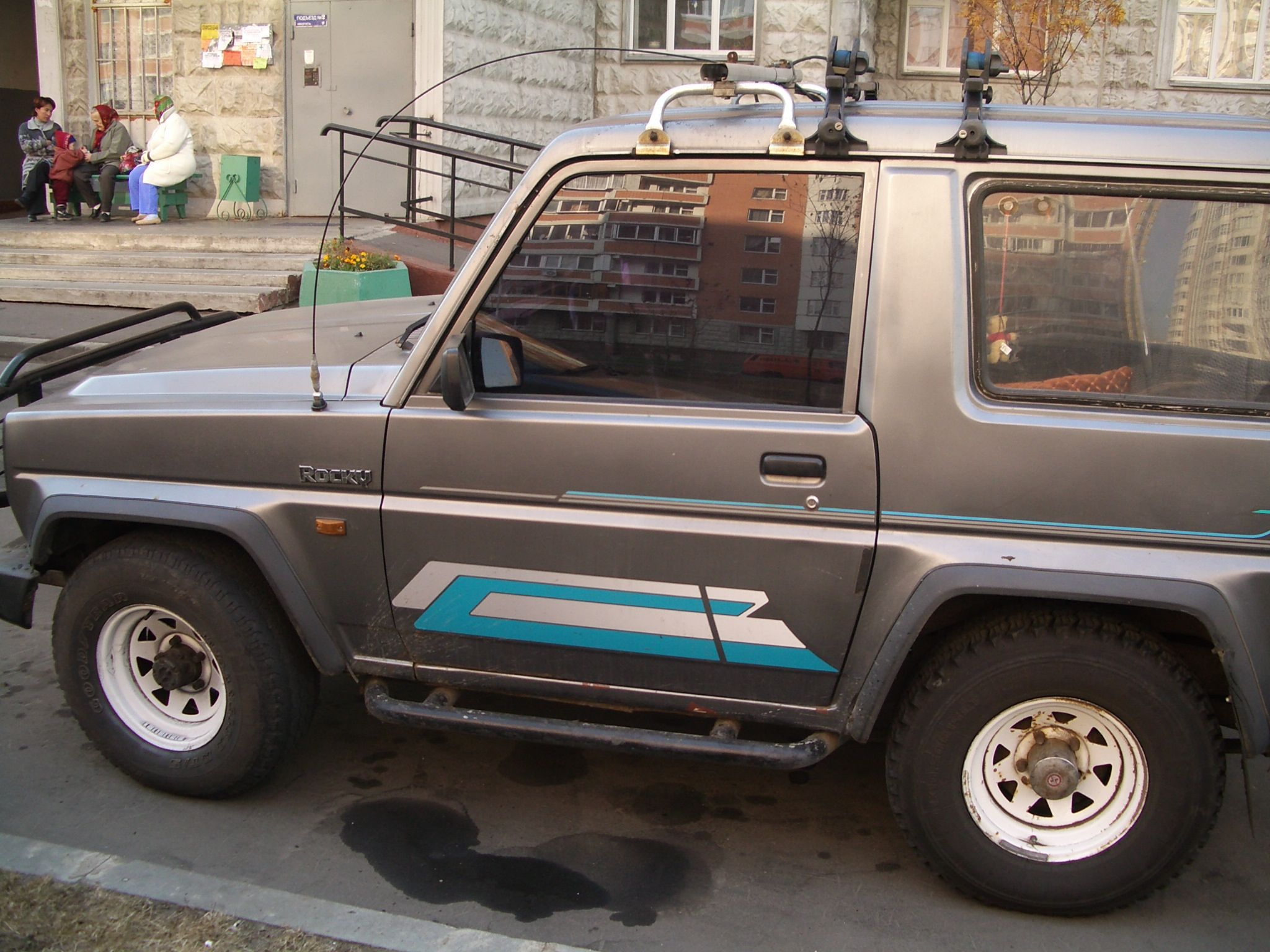 1990 daihatsu rocky pictures 2800cc sel manual for sale
