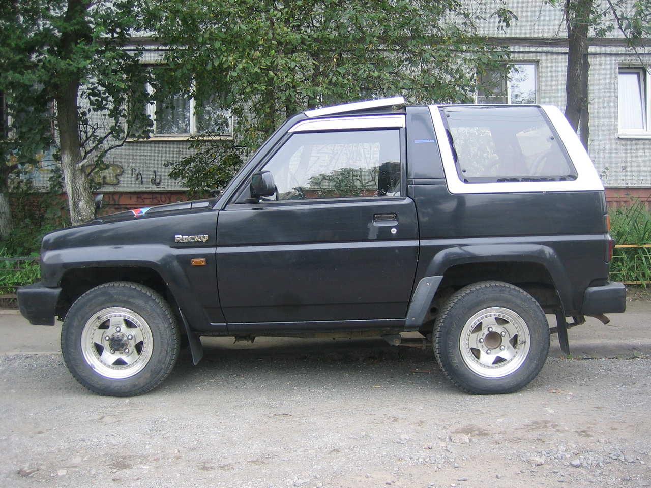 1992 Daihatsu Rocky For Sale 1 6 Gasoline Automatic For