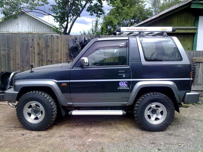 Used 1996 Daihatsu Rugger Photos 1600cc Gasoline
