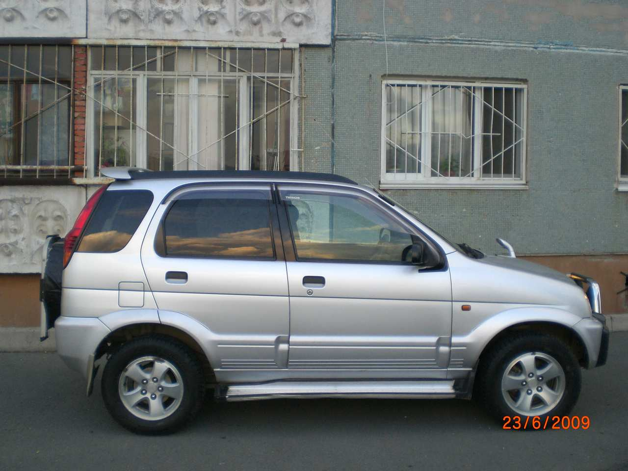 1998 Daihatsu Terios For Sale