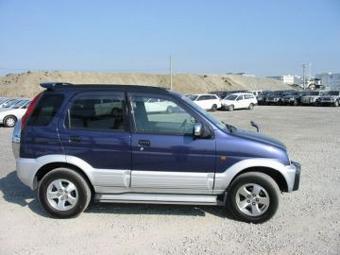 Used 2000 Daihatsu Terios Photos 1300cc Automatic For Sale