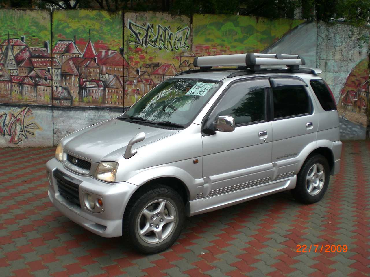 Used 2000 Daihatsu Terios Photos 1 3 Gasoline Automatic