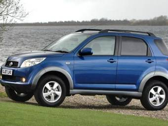 2009 Daihatsu Terios For Sale