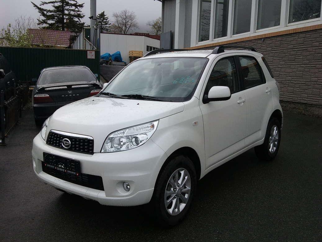 2012 Daihatsu Terios For Sale 1500cc Gasoline