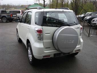 2012 Daihatsu Terios For Sale