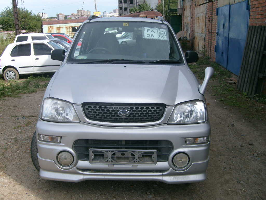 Used 1999 Daihatsu Terios Kid Photos 700cc Gasoline