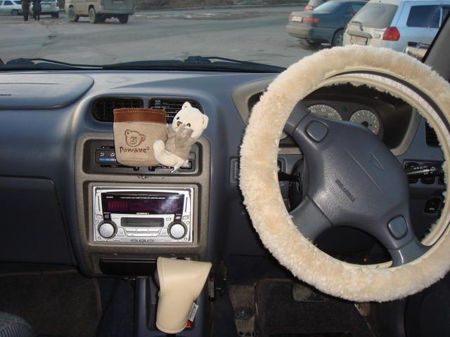 Daihatsu Terios Kid. 2000 Daihatsu Terios KID
