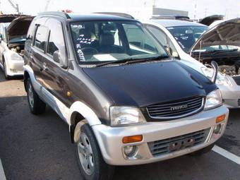 1997 daihatsu terios lucia pics 1 3 gasoline automatic. Black Bedroom Furniture Sets. Home Design Ideas