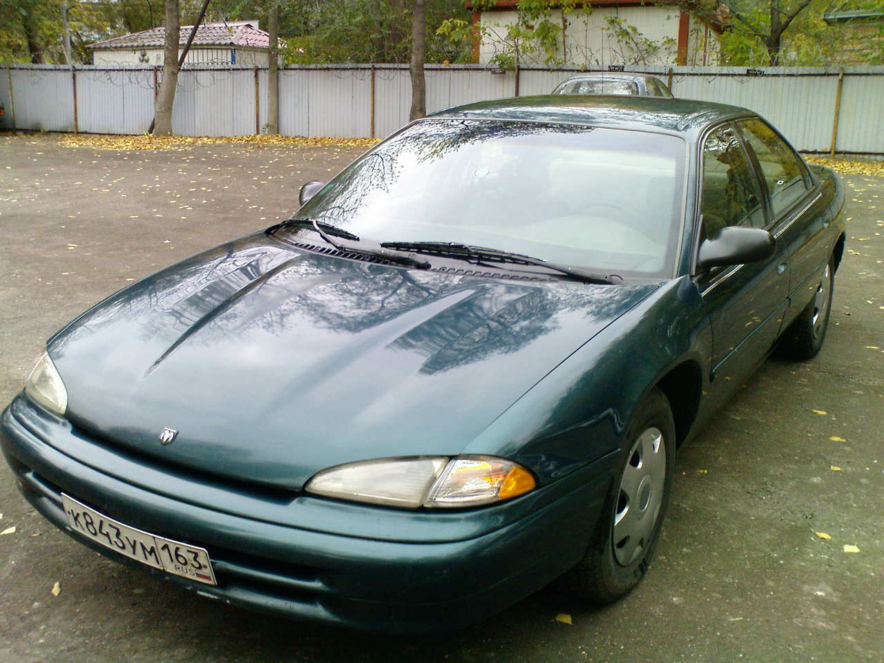 1994 Dodge Intrepid Photos 3 3 Gasoline Ff Automatic