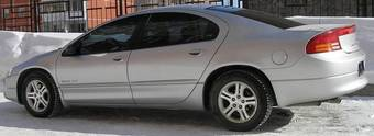 2001 Dodge Intrepid For Sale