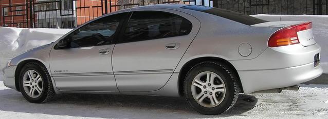 2001 Dodge Intrepid For Sale 3200cc Gasoline Ff