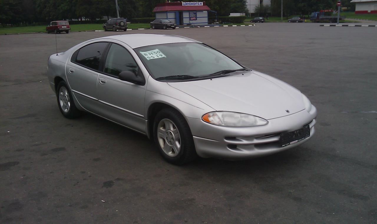 Used 2002 Dodge Intrepid Photos 2700cc Gasoline Ff Automatic For Sale