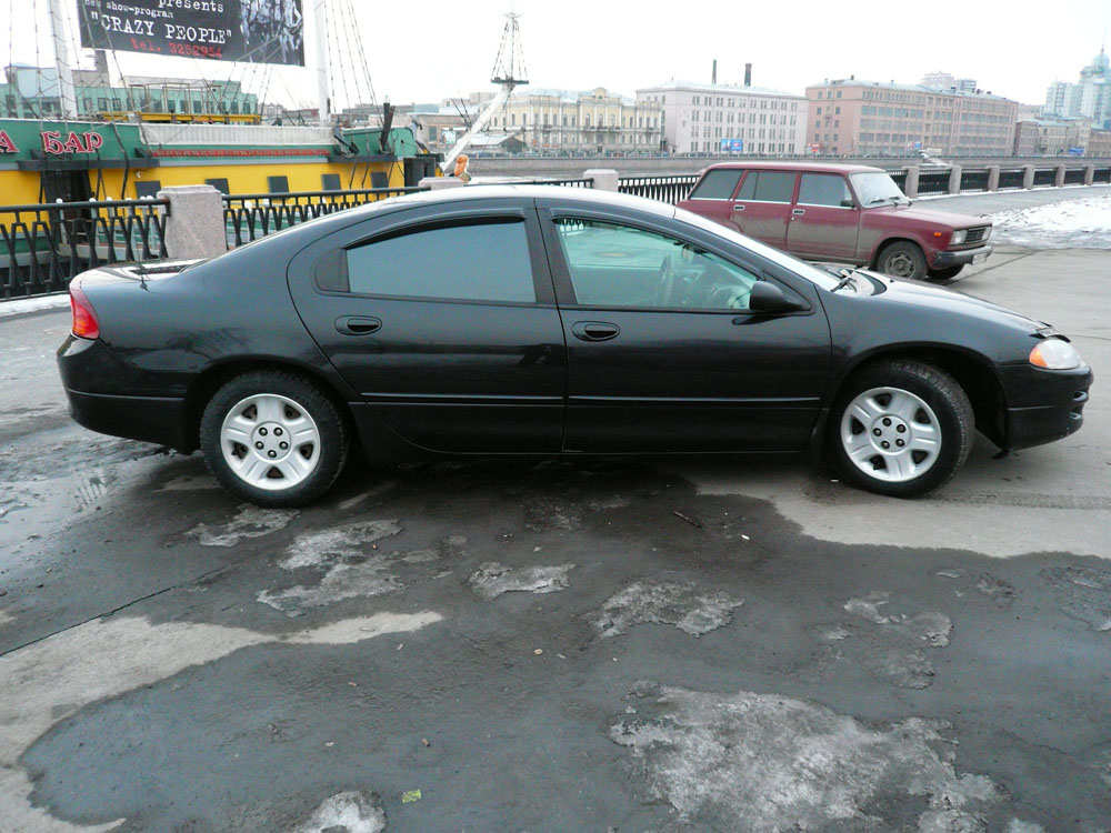 2004 Dodge Intrepid For Sale 2700cc Gasoline Ff