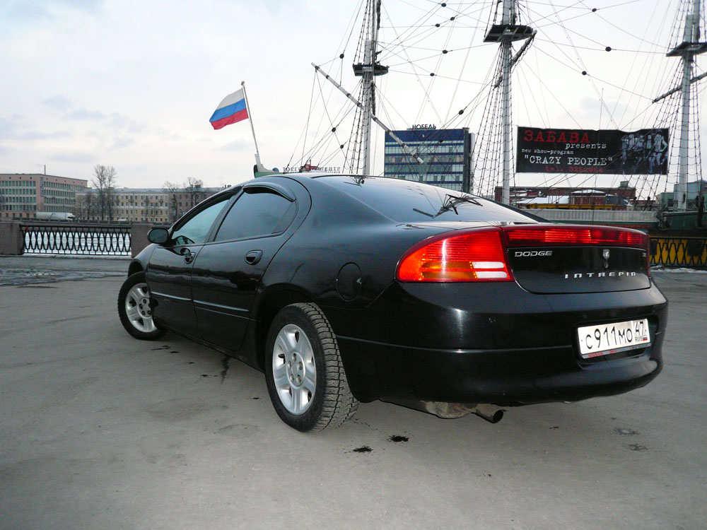 2004 Dodge Intrepid specs, Engine size 2.7, Fuel type ...
