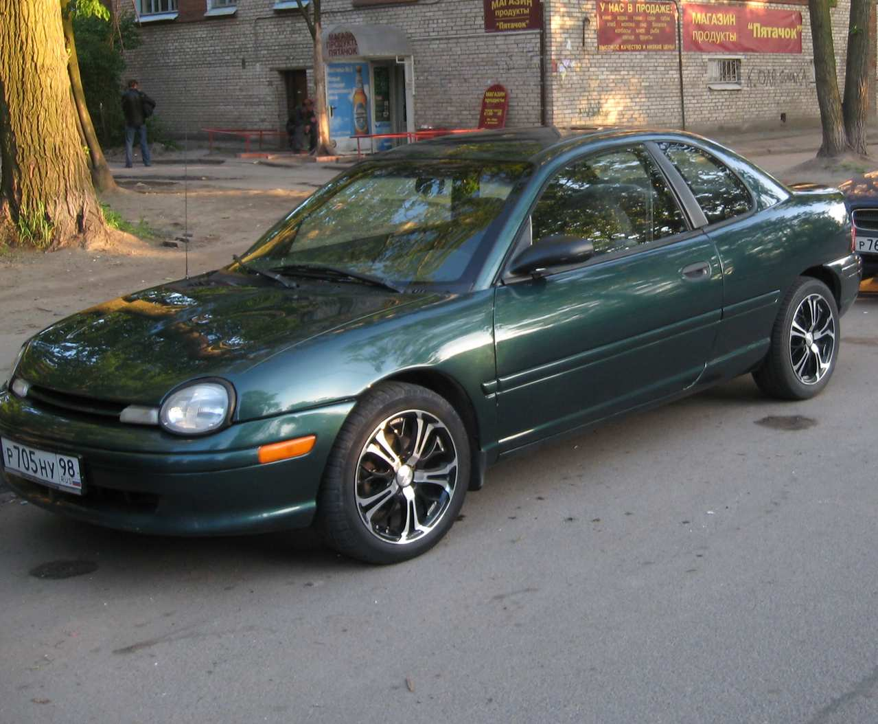Dodge Neon A B Orig