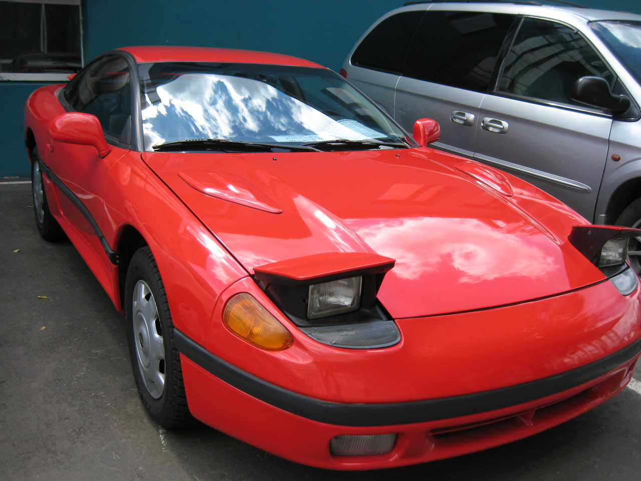 1993 Dodge Stealth Pictures 2972cc Ff Manual For Sale