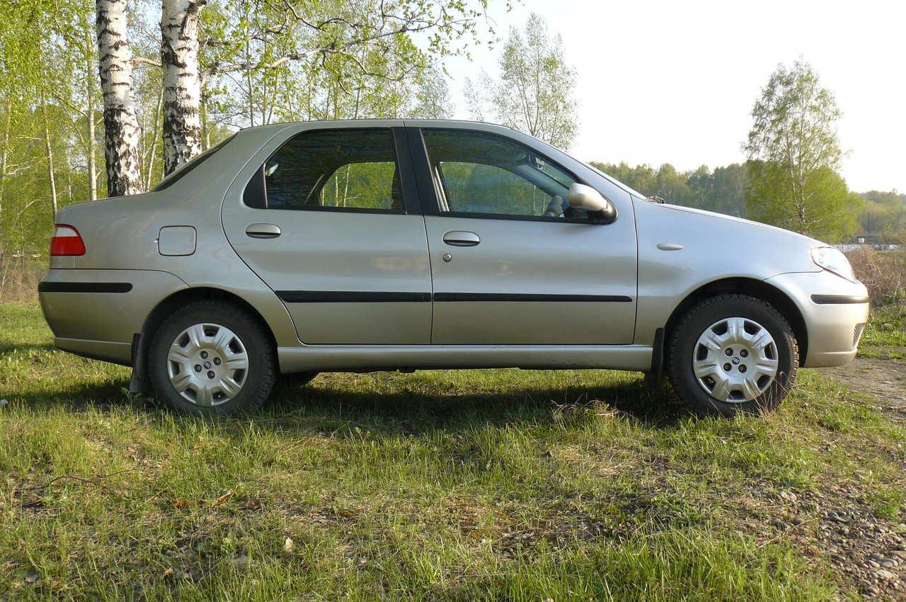 2007 FIAT Albea Pics, 1.4 For Sale
