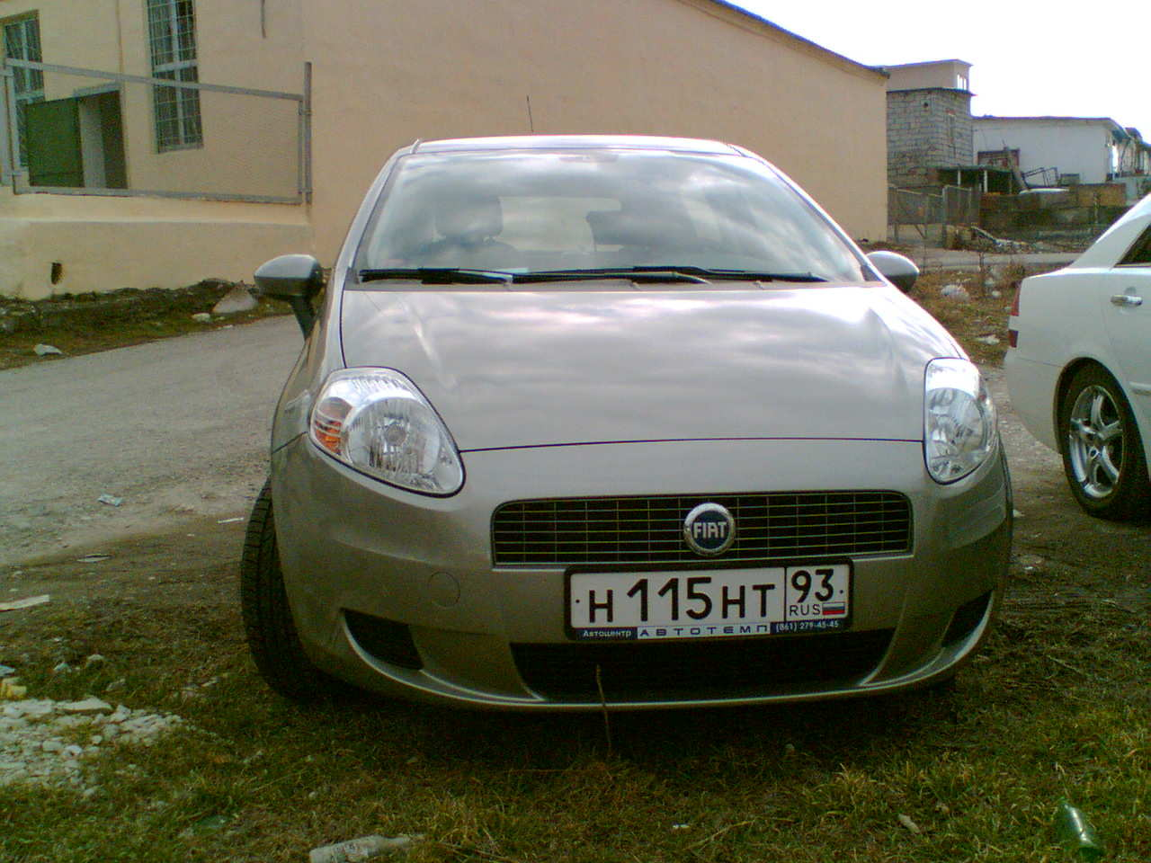 2007 fiat grande punto pictures 1400cc ff cvt for sale. Black Bedroom Furniture Sets. Home Design Ideas