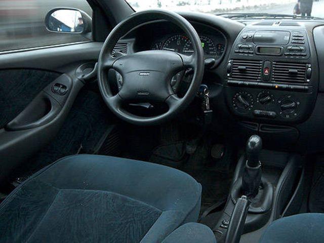 1997 Fiat Marea Pictures
