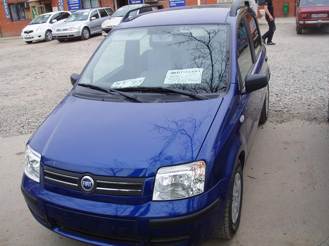 2006 fiat panda pictures gasoline ff automatic for sale. Black Bedroom Furniture Sets. Home Design Ideas