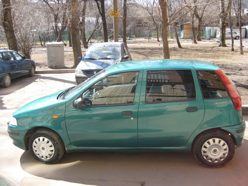 1998 fiat punto pictures gasoline ff manual for sale. Black Bedroom Furniture Sets. Home Design Ideas