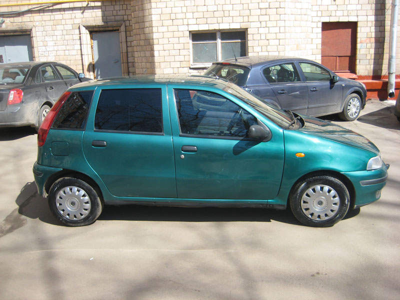 1998 fiat punto photos 1 3 gasoline ff manual for sale. Black Bedroom Furniture Sets. Home Design Ideas