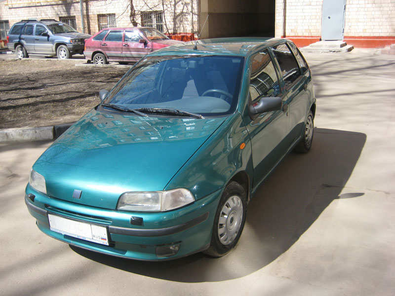 used 1998 fiat punto photos 1300cc gasoline ff manual. Black Bedroom Furniture Sets. Home Design Ideas