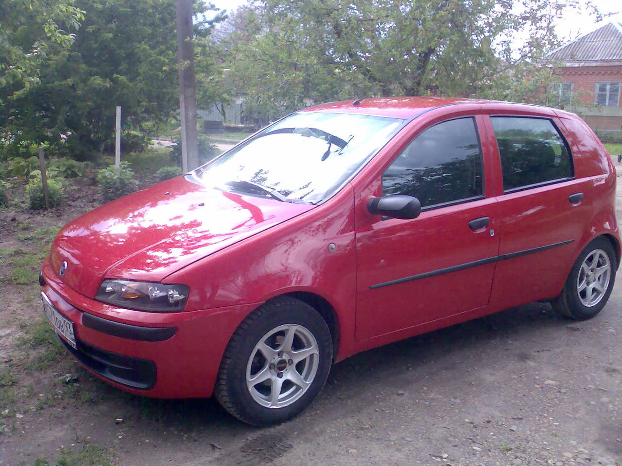 used 1999 fiat punto photos 1200cc gasoline ff manual for sale. Black Bedroom Furniture Sets. Home Design Ideas