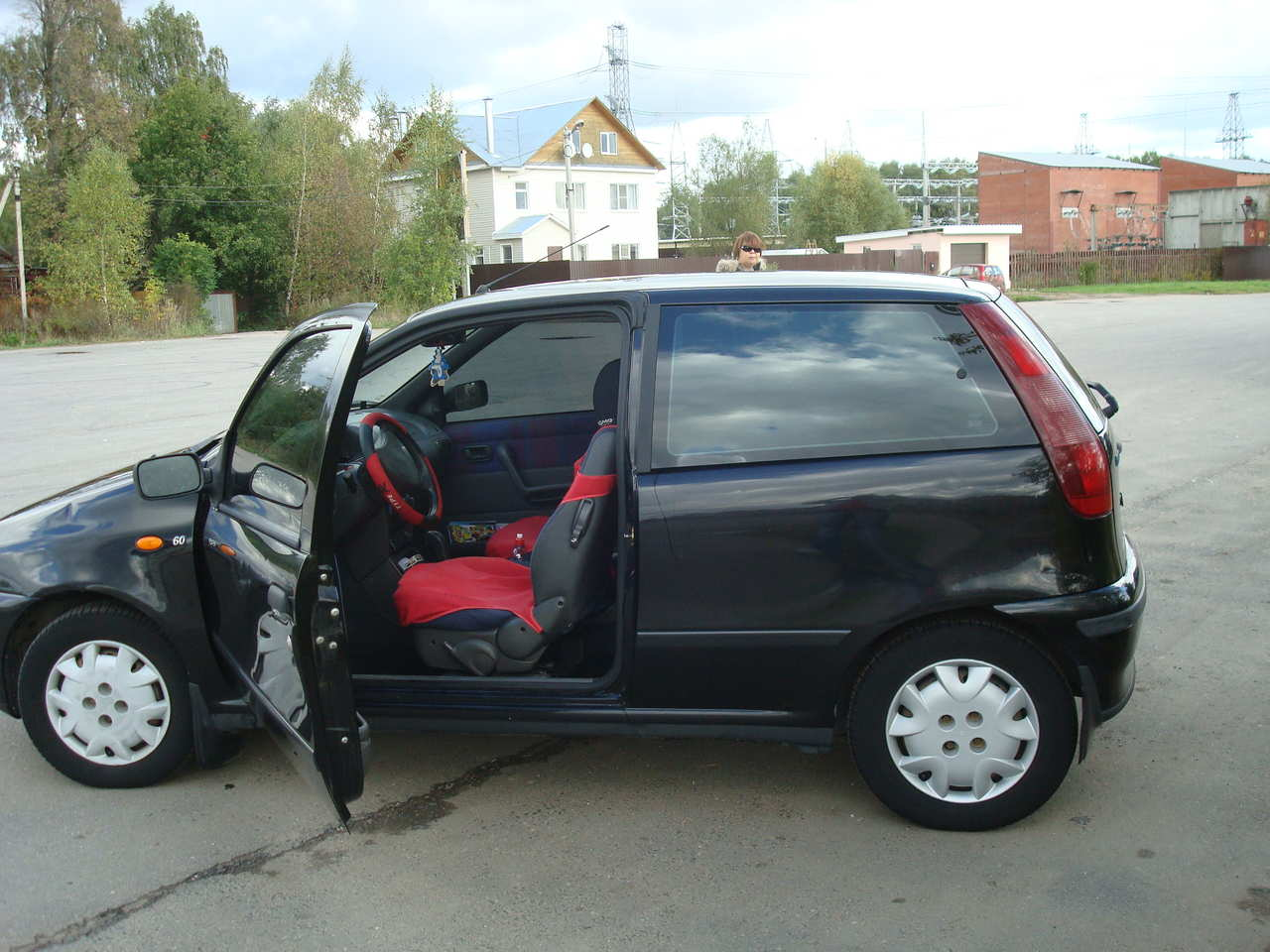 used 1999 fiat punto photos 1300cc gasoline ff automatic for sale. Black Bedroom Furniture Sets. Home Design Ideas