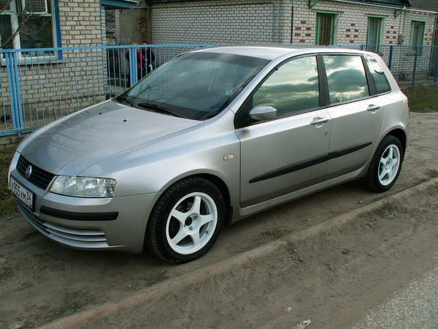 2002 fiat stilo for sale 1581cc gasoline ff manual for sale. Black Bedroom Furniture Sets. Home Design Ideas