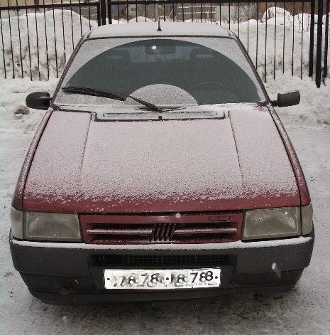 1990 Fiat Uno Pictures For Sale