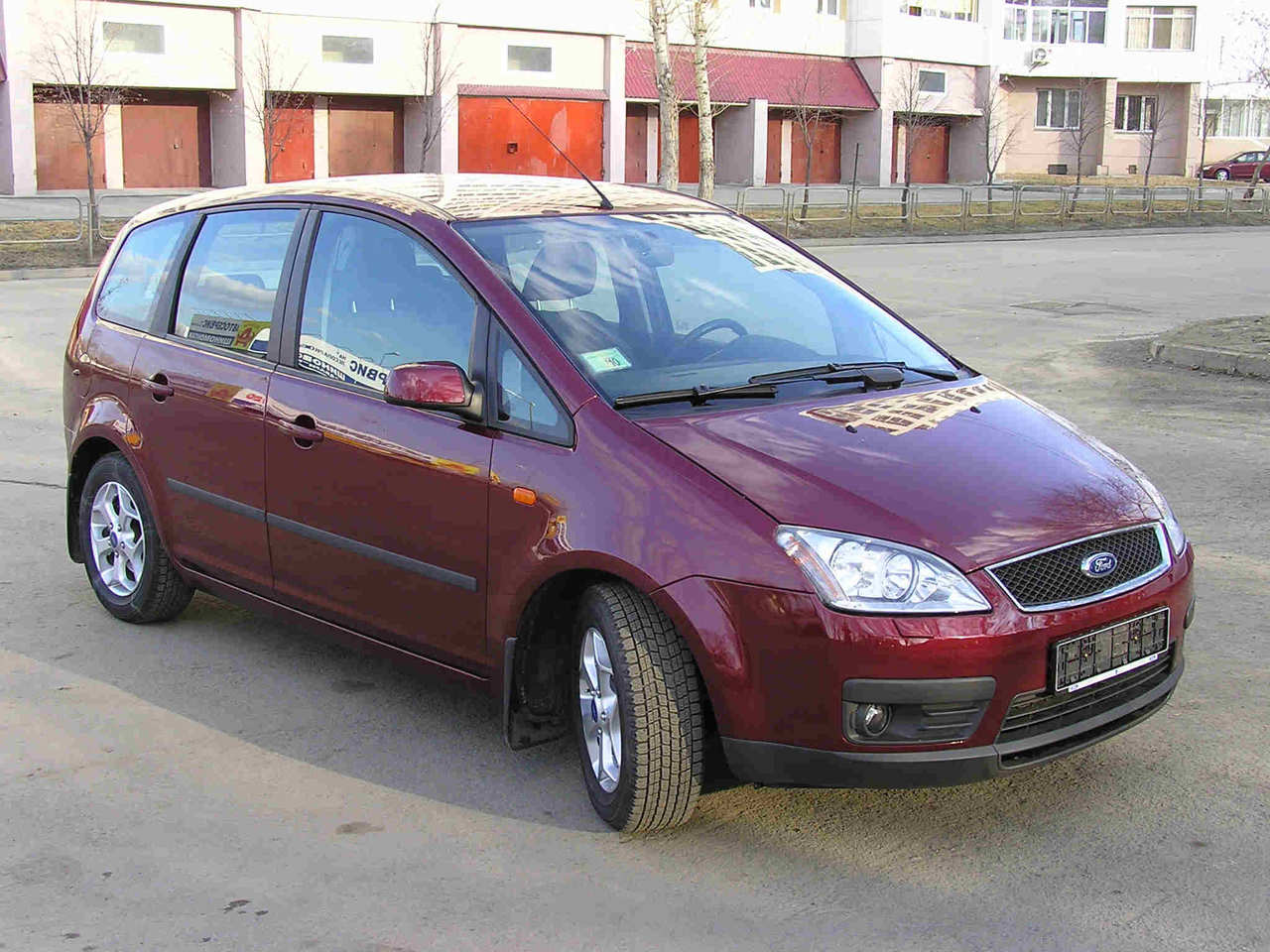 2004 ford c max pictures 1800cc gasoline ff manual for sale