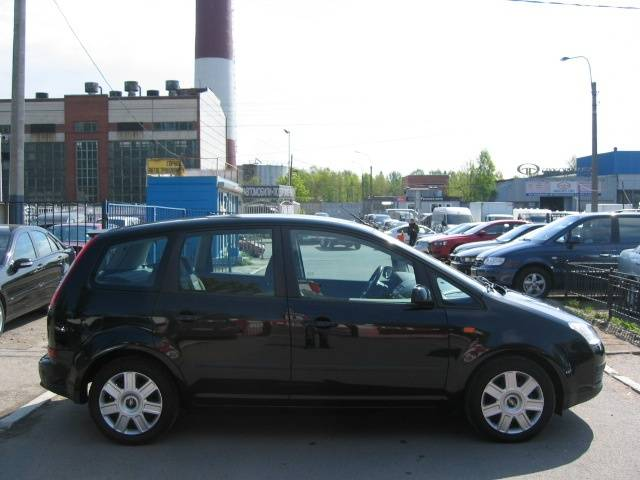 used 2004 ford c max photos 1600cc ff manual for sale. Black Bedroom Furniture Sets. Home Design Ideas